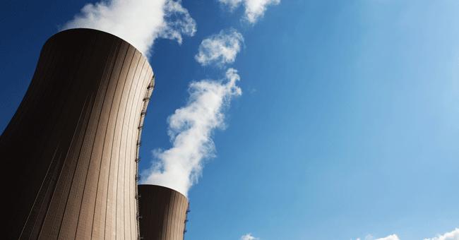 Uso de energia nuclear para fins de aquecimento em queda na Europa