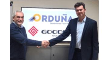Suministros Orduña e GoodWe assinam acordo de distribuição
