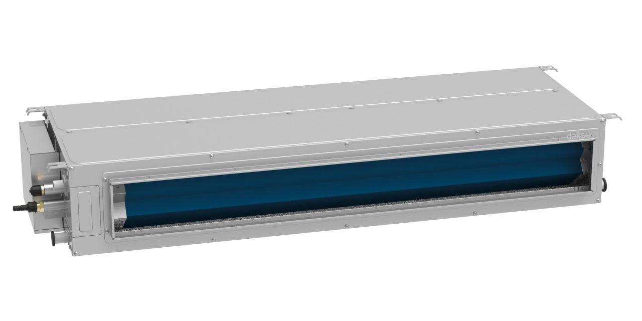 Eurofred apresenta novas gamas de condutas e portáteis Daitsu para ambientes domésticos e comerciais