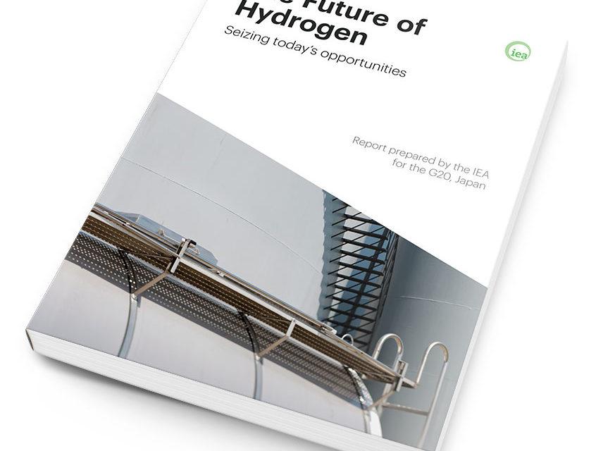 AIE pede aposta no hidrogénio para a transição energética