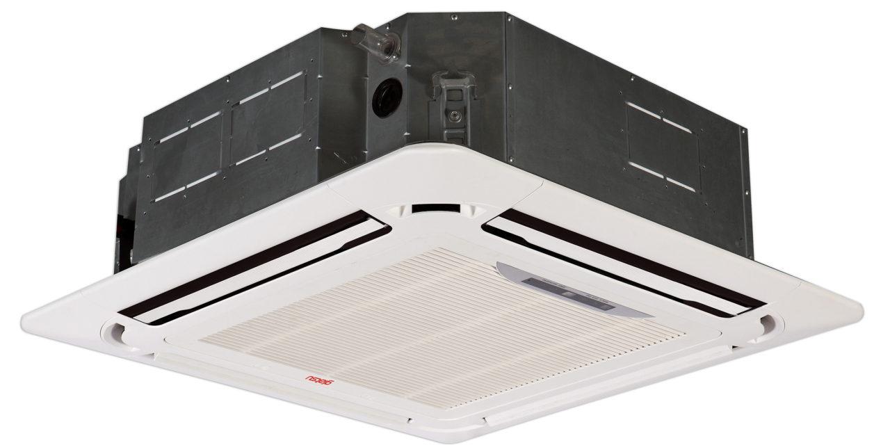 Nova gama unidades multisplit GIATSU