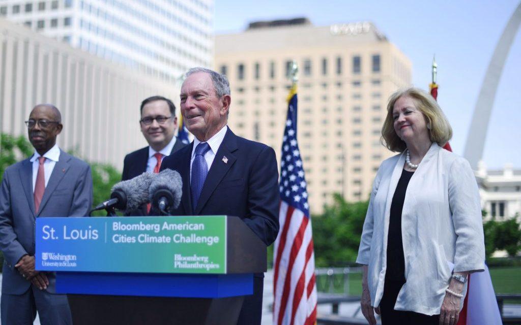 500 milhões para pressionar combate às alterações climáticas