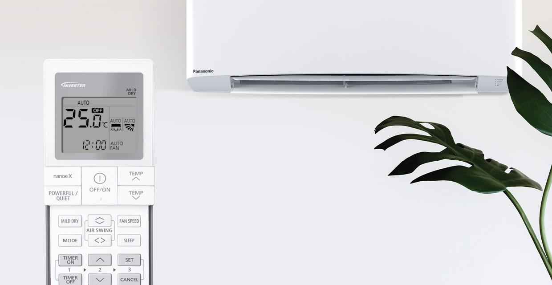 A Panasonic lança as suas novas soluções residenciais AVAC