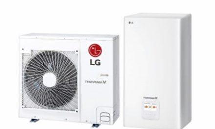 LG Therma V R32 Split é o mais recente equipamento Ecofriendly da gama Premium AWHP