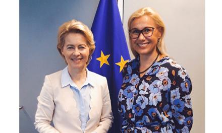 Reduzir até 50% as emissões de GEE é o desafio de Kadri Simson, a nova Comissária Europeia da Energia