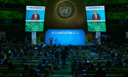"""Cimeira de Acção Climática das Nações Unidas: é urgente reduzir o """"fosso flagrante"""" entre as metas e a realidade"""