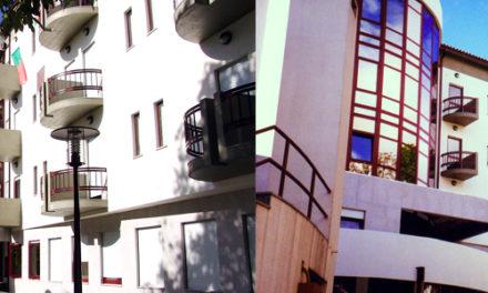 Residências Estudantis do Campus  Universitário da Guarda com solução  solar térmica Viessmann
