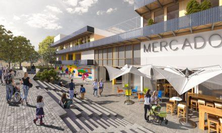 Renovar o mercado para transformar um bairro