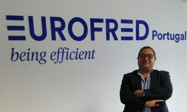 """Conquistar mercado"" é a prioridade da Eurofred"