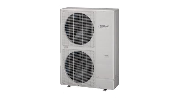 Eurofred apresenta as últimas novidades de climatização industrial da Fujitsu, J-IIIL e Cassette de 3 vias