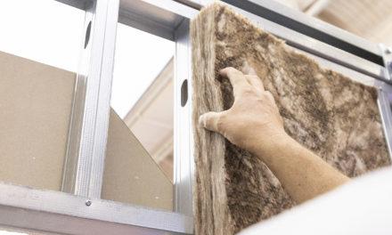 A importância da lã mineral nos edifícios NZEB