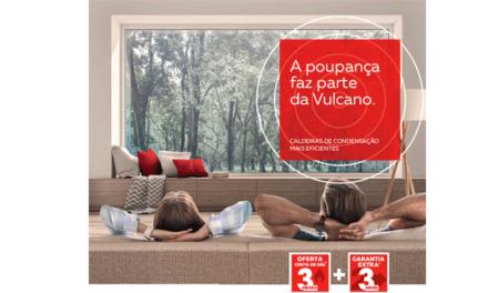 Vulcano lança campanha de caldeiras de condensação
