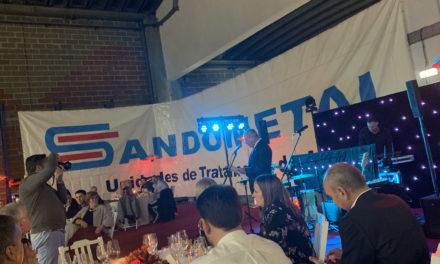 Sandometal celebra 40 anos já nas novas instalações