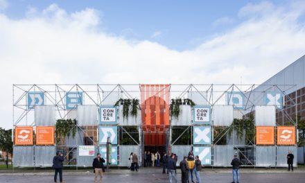 """Concreta """"crava"""" lugar na rota das feiras internacionais e chega aos 34 mil visitantes"""