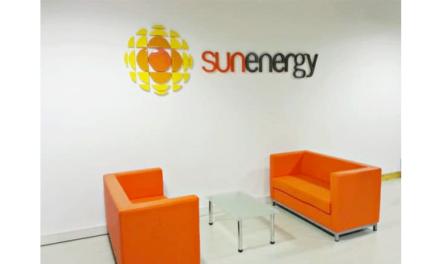 SunEnergy dobra faturação em 2019 para 3 milhões