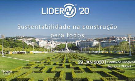 Sustentabilidade e resposta às alterações climáticas vão estar em destaque no congresso LiderA