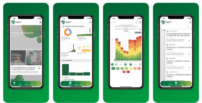 ADENE lança app com indicadores energéticos
