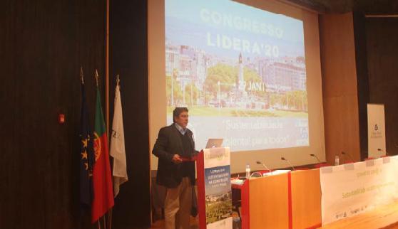 Sustentabilidade na construção em debate no congresso do LiderA