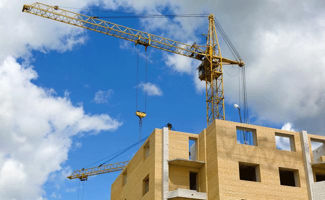 Construção na UE cresce 3,9% em Janeiro, mas agora o clima é de incerteza